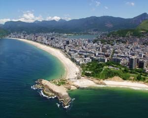 Afbudsrejser til Brasilien