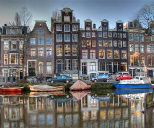 Afbudsrejser til Amsterdam