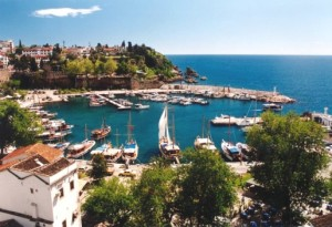 Afbudsrejser til Antalya