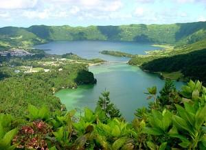Afbudsrejser til Azorerne