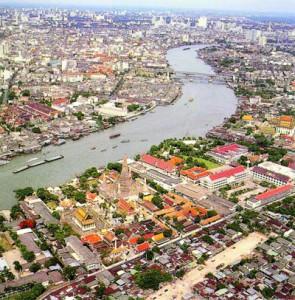 Afbudsrejser til Bangkok